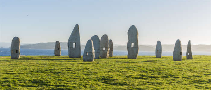 Neolithic monuments in Galicia