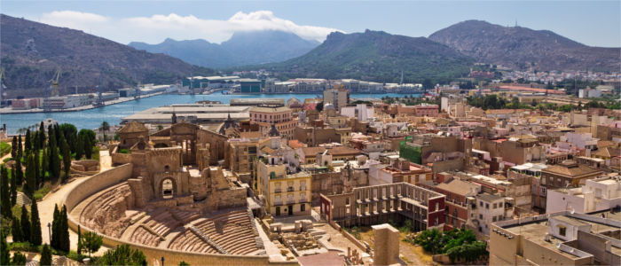 Cartagena in Murcia