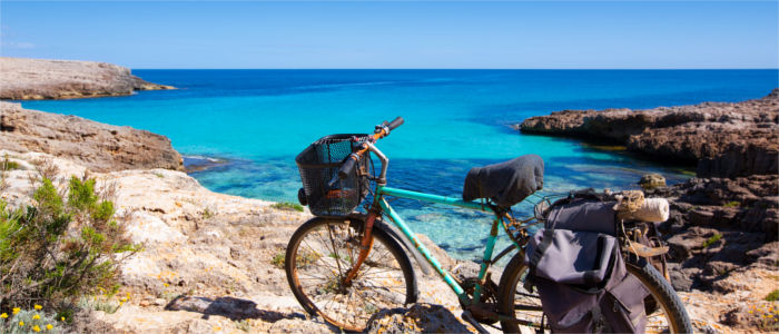 Cycling on Minorca