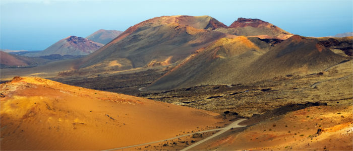 National Park on Lanzarote
