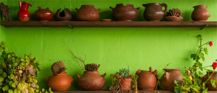 Pottery on La Gomera