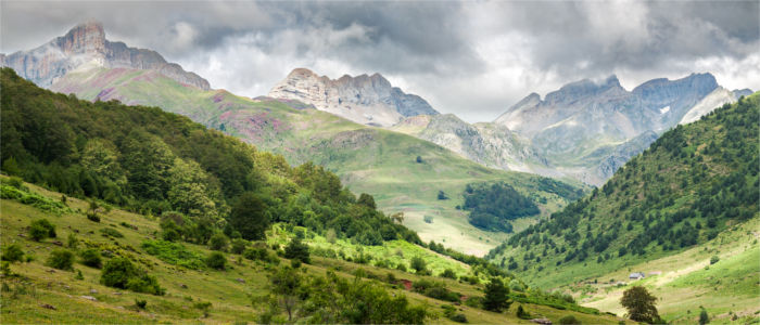 Pyrenees in Huesca - Aragon
