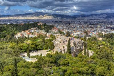 The capital of Athens