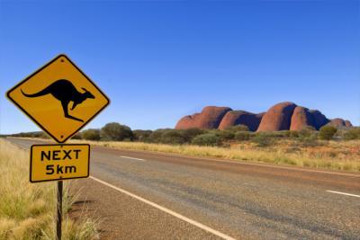 Continent Australia
