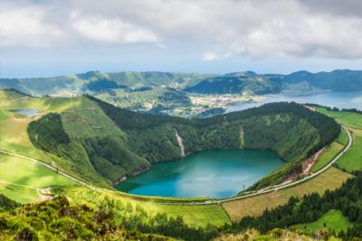 Travel destination Azores