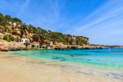 Bay on Majorca