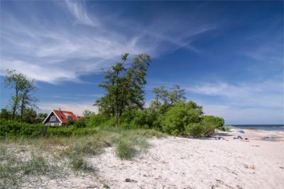 Beaches on Bornholm