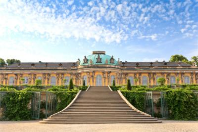 Castle in Potsdam
