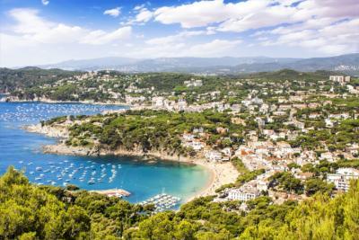 Catalonia's coast
