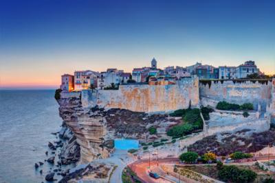 Island Corsica