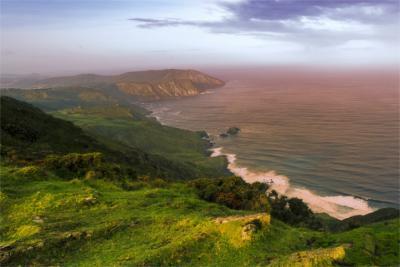 Galicia's coast