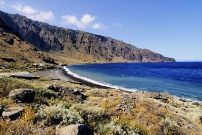 Beach on El Hierro