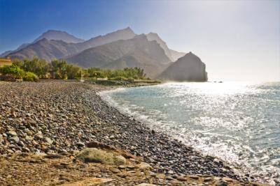 Gran Canaria's coast
