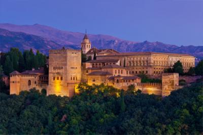 Moorish cultural heritage in Granada