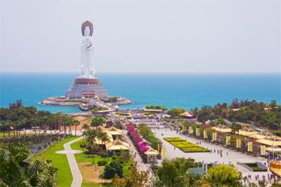 Monument on Hainan