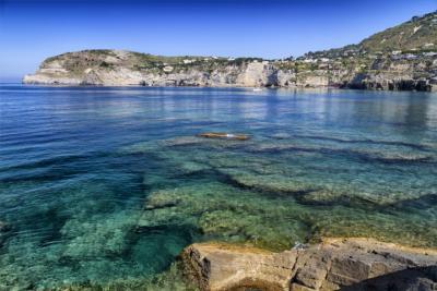 Ischia's coast
