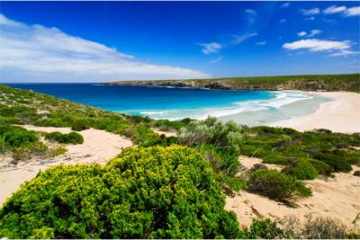 Beach on Kangaroo Island