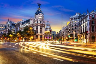 Madrid's nightlife