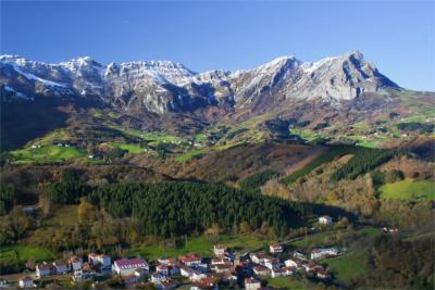 The Pyrenees in Navarre