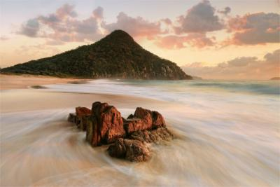 Mountain near Port Stephens