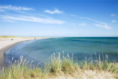 Skagen in North Jutland
