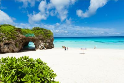 Beach in Okinawa
