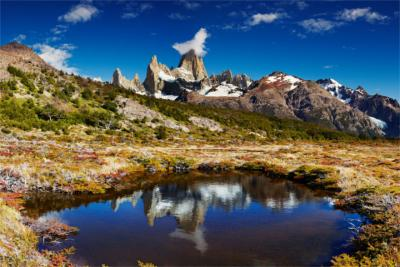Patagonia's mountains