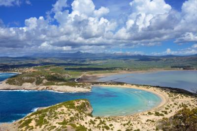 Lagoon of the Peloponnese