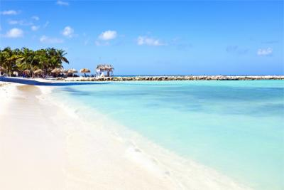 Travel destination of Aruba