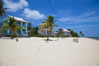 Travel destination Cayman Islands