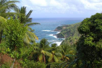 Travel destination of Dominica