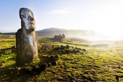 Travel destination Easter Island