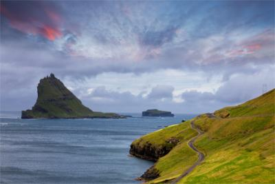 Travel destination Faroe Islands
