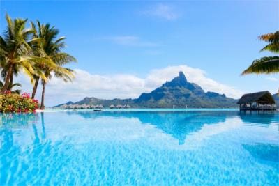 Travel destination French Polynesia