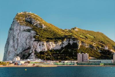 Travel destination Gibraltar