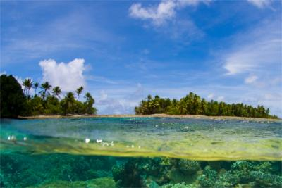 Travel destination of the Marshall Islands