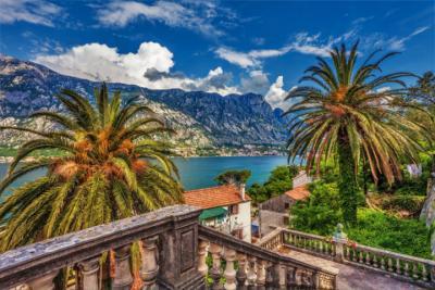 Country Montenegro