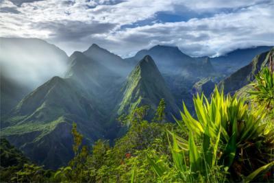 Travel destination Réunion