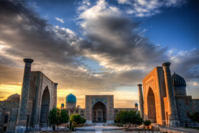 Country Uzbekistan