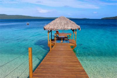 Travel destination of Vanuatu