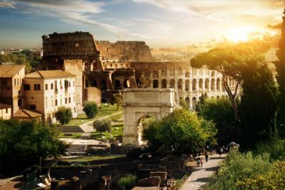 Rome's landmark