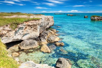 Salento's coast