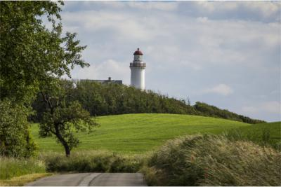 Lighthouse on Samsø