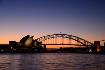 Sydney's landmarks