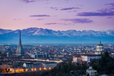 Turin's skyline