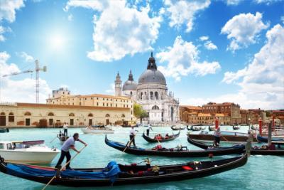 Skyline of Venice