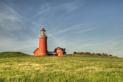Lighthouse in West Jutland