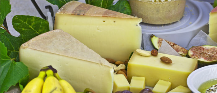 Swiss delicacy, Appenzeller cheese