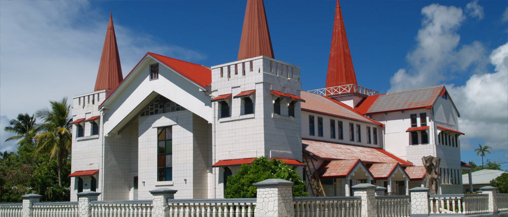 Tonga's churches