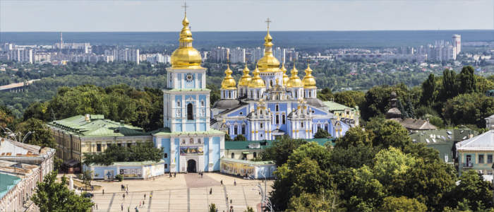 Kiev - the capital of Ukraine